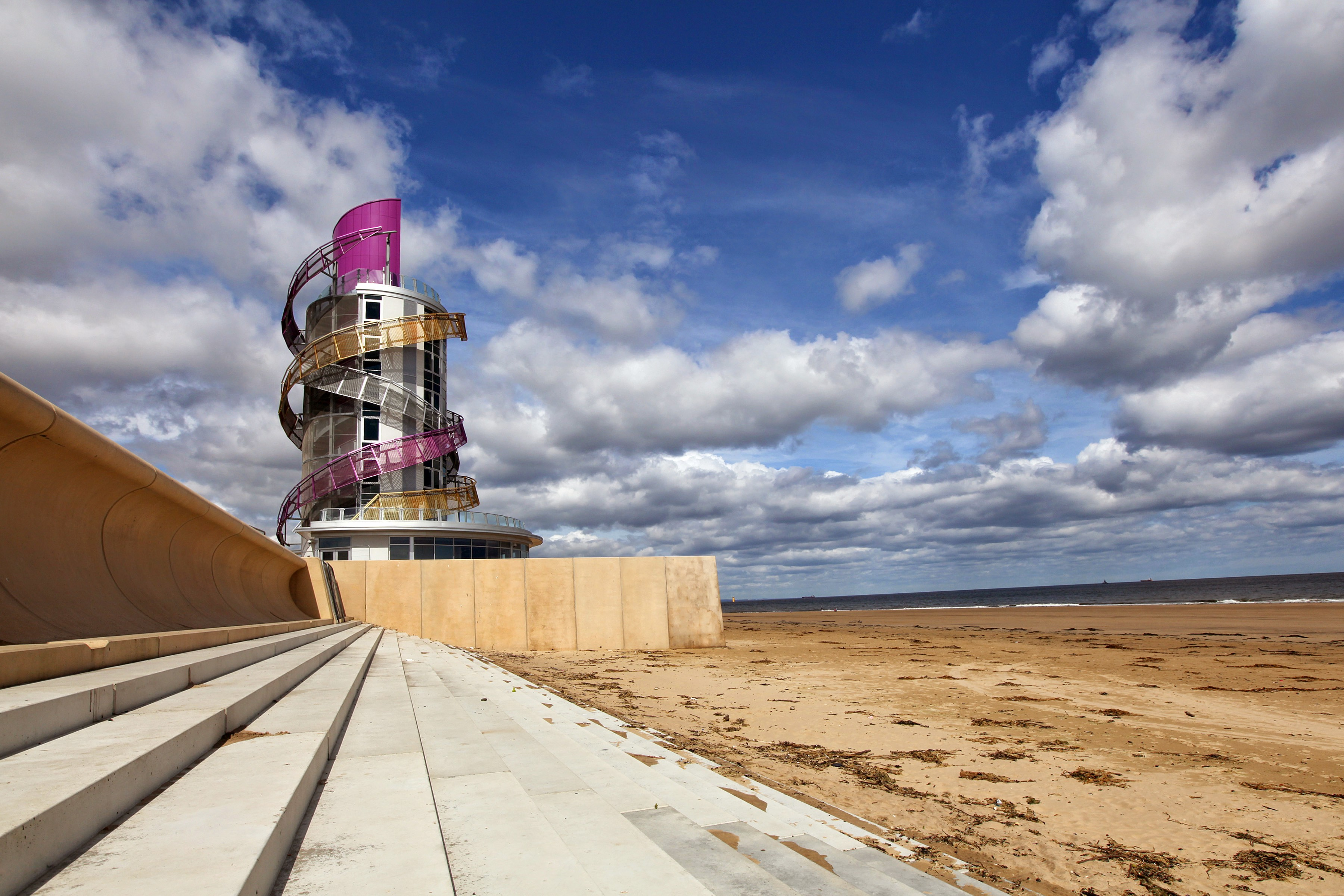 Redcar Sea Front and Associated Buildings